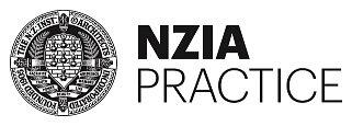 NZIA practices logo